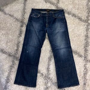 Men's Lucky Brand 34x30 jeans